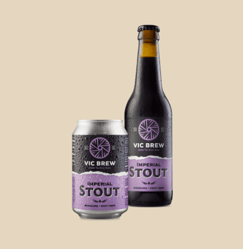 Vic Brew Imperial Stout
